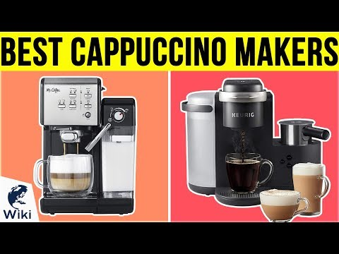 10 Best Cappuccino Makers 2019