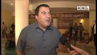 Олег Хазин побывал в церкви «Дверь в небо» CNL NEWS