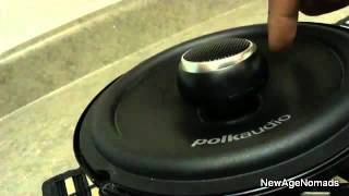 How To Install Car Audio : How To Check Speaker Polarity : NewAgeNomads