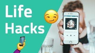 7 Handy Life Hacks, für deinen Smartphone-Alltag #2