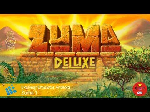 Zuma Free Crack - On ExaGear Emulator Android Update 2019 - Ếch Bắn Bóng