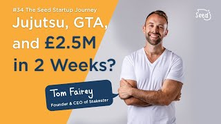 Jujutsu, GTA, and £2.5M in 2 Weeks? Tom Fairey – CEO & Founder of Stakester