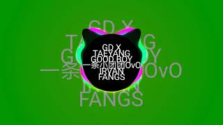 GD X TAEYANG GOOD BOY 一条小团团OvO IRVAN FANGS