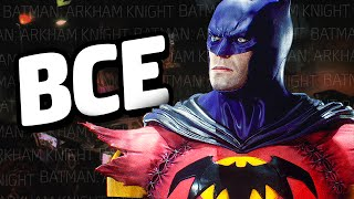 Все Костюмы - Batman: Arkham Knight