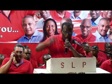 Phillip J Pierre - Market Steps Address  April 14th 2016