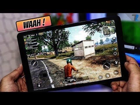 PUBG Ka Asli Maza Toh Aise Aata Hai!   Samsung Galaxy Tab A 10.5