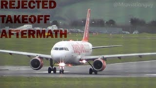 Rejected Takeoff Aftermath with ATC - Bristol Airport!