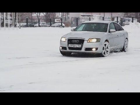 Тест-драйв AUDI A6 за 500 тысяч. Валим боком на QUATTRO