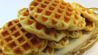 Betty's Waffle Biscuits