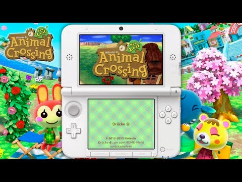 Animal Crossing: New Leaf - Pikaniwa hat einen neuen Bürgermeister!