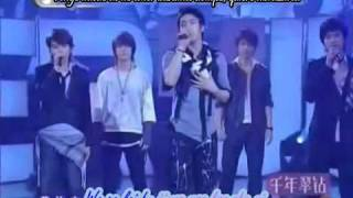 (MnoF) Super Junior M- Zhi Shao Hai You Ni (SUB SPANISH)