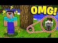 Minecraft Hide and Seek but the HIDERS are TINY...