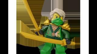 Todos Los Personajes De Lego Ninjago 2014