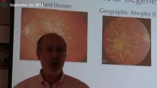 Stem Cells and Eye Disease: Treatment of Age-Related Macular Degeneration - Professor Rizzolo