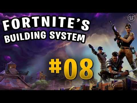 [Eng] Let's Create Fortnite's Building System: Building Preview and Grid #08