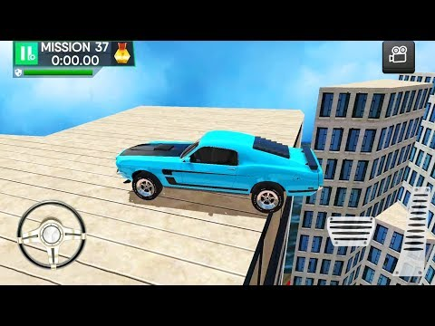 Roof Jumping Car Parking Games #5 New Car Emperor - Android Gameplay FHD
