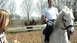 Barry paardrijden