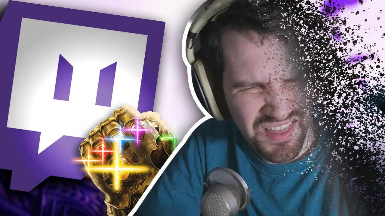 Destiny, M0E, Alfie and other Twitch streamers banned as