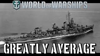 World of Warships - Greatly Average