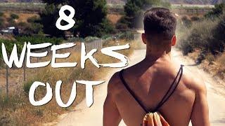 UN DÍA EN MI DIETA DE DEFINICIÓN | 8 Semanas para Competir