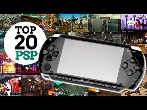 Los 20 mejores juegos de PSP (versión 2016)
