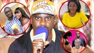 Affaire Diop Iseg -Dieyna Baldé, L'activiste Khalifa détruit le père de Abiba «Dafa beugu tate 15ans
