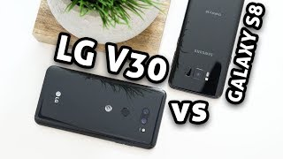 LG V30 REVIEW: New Favorite Over Galaxy S8?!