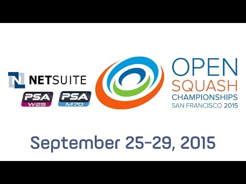 Squash: NetSuite Open 2015 - Preview