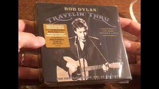 UNBOXING Bob Dylan - Travelin' Thru 1967–1969: The Bootleg Series Vol. 15  (3-disc set)