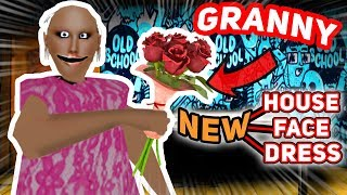 Granny Has A NEW HOUSE AND LOOKS SO DIFFERENT!!!   Granny The Mobile Horror Game (House Mod)