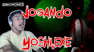 [Terror Indie Game] Jogando Yoshi.exe - Kid Mario Encapetado!