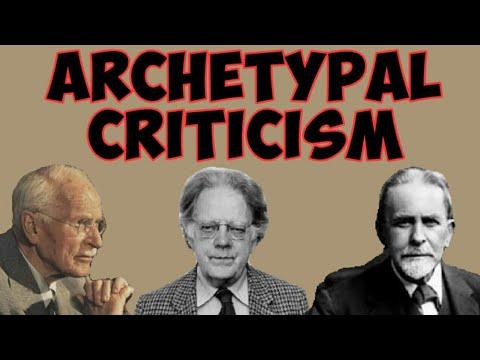 Archetypal Literary Theory. Full Explanation.