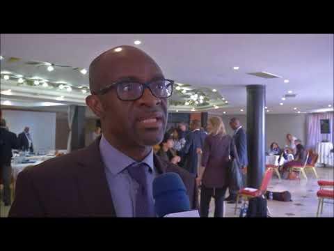 Samuel Doe, Country Director, UNDP Sierra Leone