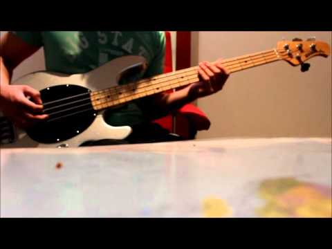 Hollywood Heights- Mitch Murder Bass Cover
