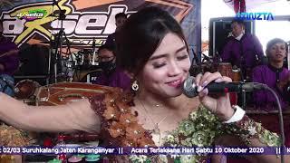 Gedruk Stasiun Tugu - Levi Berlia - Campursari Arseka Musik - live Pomahan Lalung Karanganyar