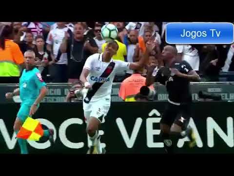 Vasco 2 x 1 Ponte Preta -  Melhores momentos & Gols - 03/12/2017