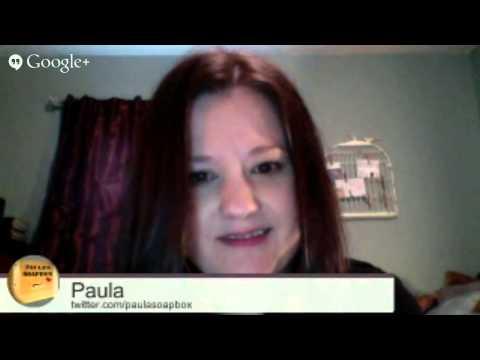 Paula's Soapbox LIVE: Martha Byrne