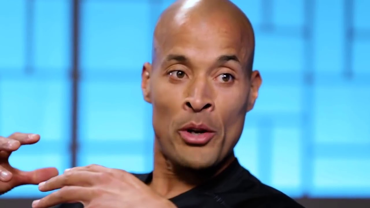 DAVID GOGGINS   THE GREATEST POWER IS WITHIN YOU - THE BIG DECISIONS