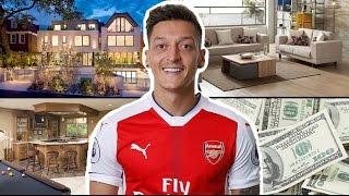 Mesut Özil'in Muhteşem Evi [İngiltere/Londra]