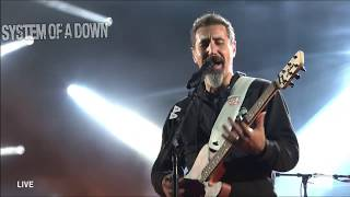 System Of a Down - Rock Am Ring 2017