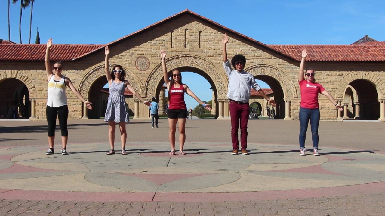 HOW to GET INTO STANFORD?