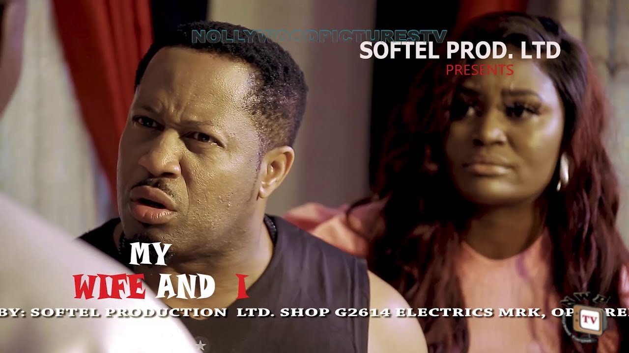 Download MY WIFE AND I - (Trending New Movie HD) Mike Ezuruonye 2021 Latest Nigerian Nollywood Nigerian Movie