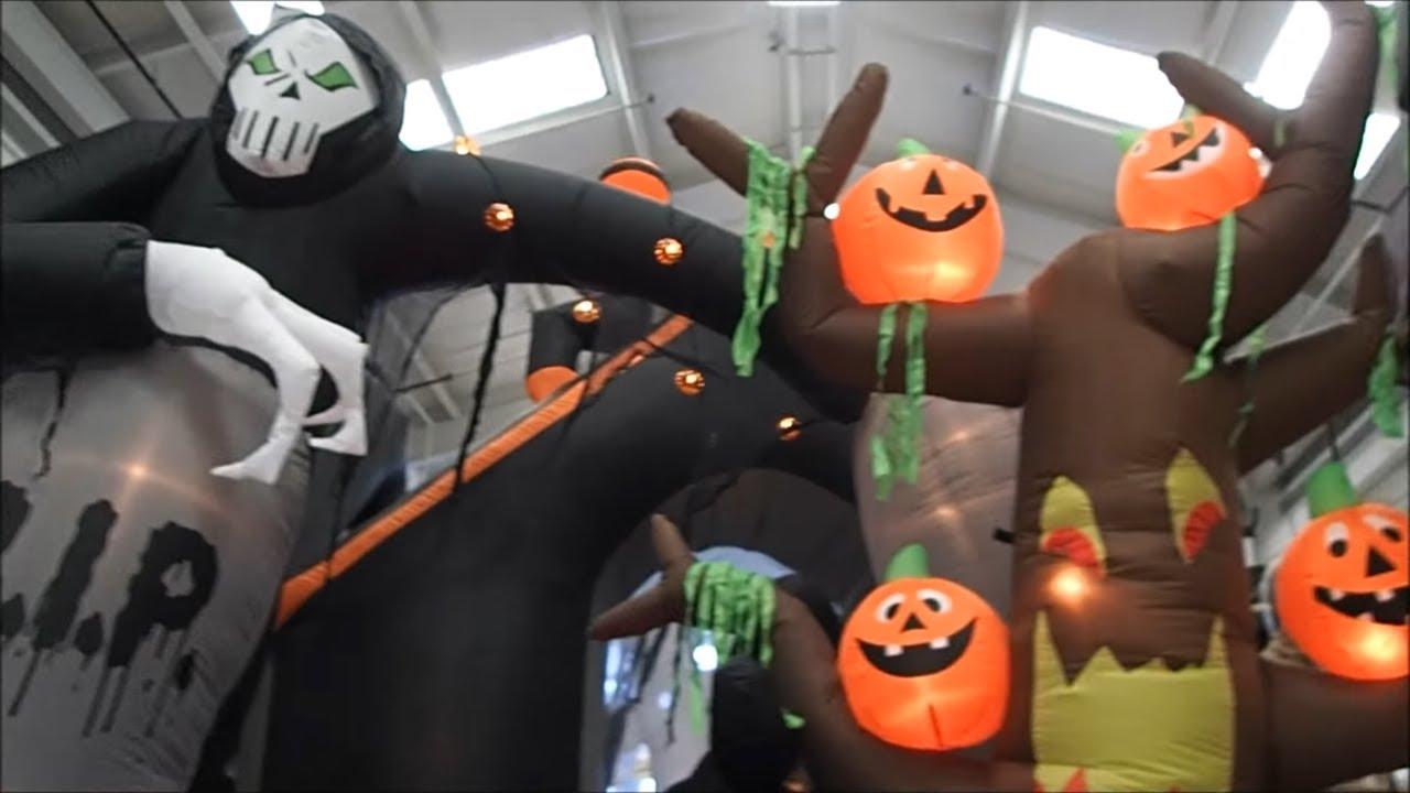 halloween 2015 sneak peek at home store youtube. Black Bedroom Furniture Sets. Home Design Ideas