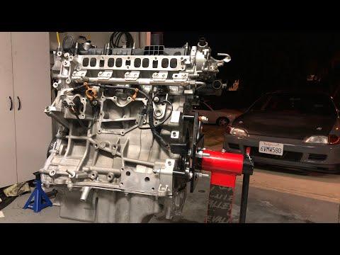 FOCUS ST ENGINE BUILD FINISHED