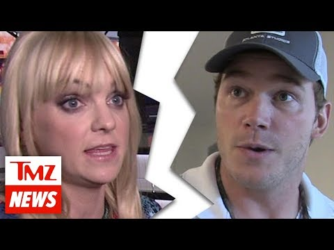 Anna Faris and Chris Pratt Separating After 8 Years of Marriage | TMZ News