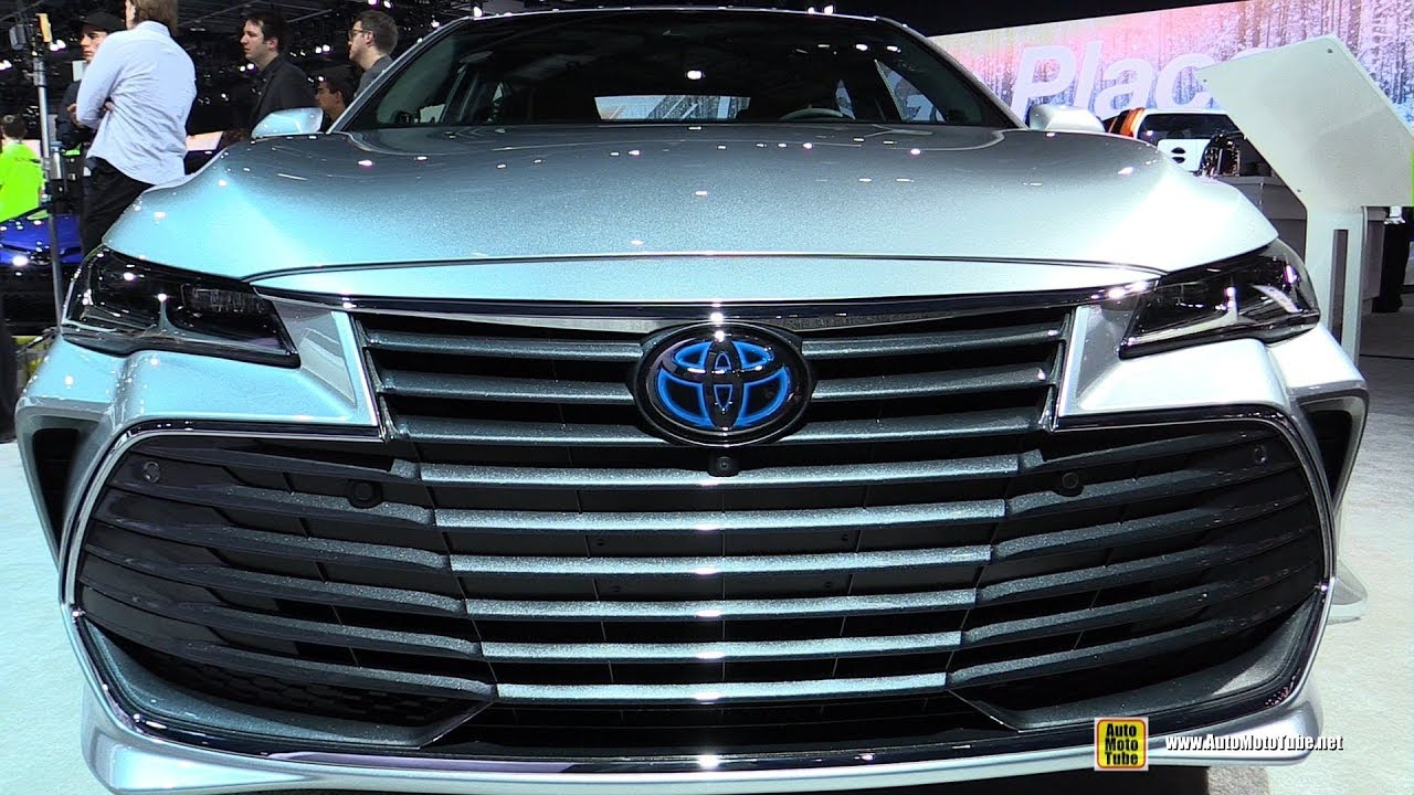 2019 toyota avalon hybrid exterior and interior. Black Bedroom Furniture Sets. Home Design Ideas