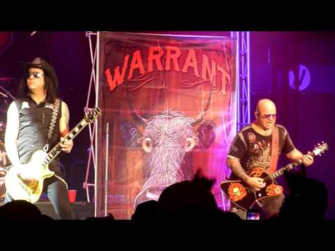 Warrant - So Damn Pretty (Should Be Against The Law) - Sioux Falls Arena - Sioux Falls - 4-1-2017