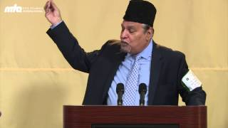The Promised Messiah Love for the Holy Quran by Anwar Khan Jalsa Salana West Coast USA 2014
