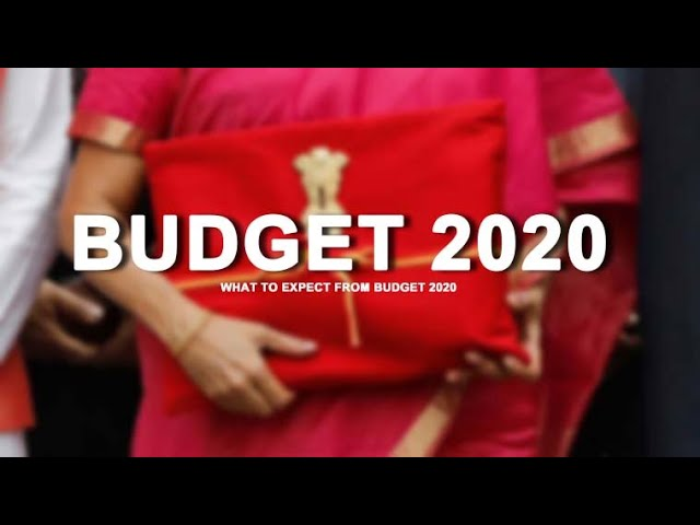 BUDGET-2020 REPORT | EXPECT THESE FROM FINANCE MINISTRY | MODI GOVERNMENT
