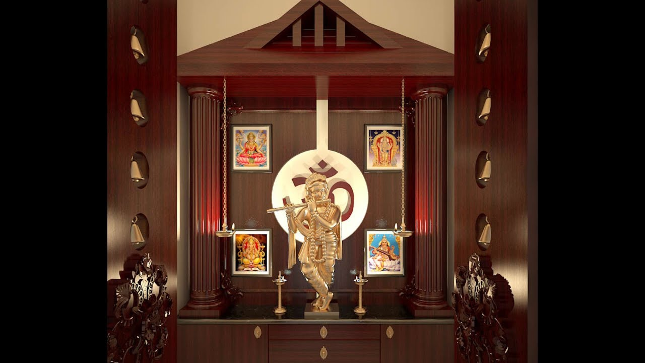 Top 40 Pooja Room And Mandir Designs Ideas Youtube